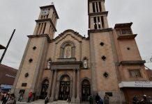Todos los templos de la Iglesia Católica están cerrados.