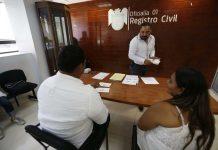 Oficialía Registro Civil