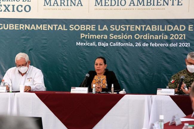 Gobierno de México acuerda fortalecer las acciones y el diálogo para lograr el desarrollo del Alto Golfo de California